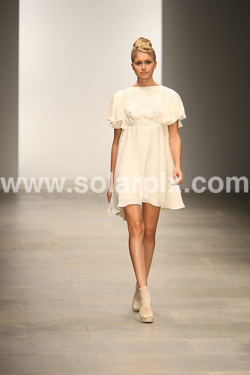 **ALL ROUND PICTURES FROM SOLARPIX.COM**                                             **WORLDWIDE SYNDICATION RIGHTS**                                                                                  London Fashion Week. Paul Costelloe Runway SS 2012 at Somerset House in London on 16 September 2011                                                                      .This pic:    Paul Costelloe Runway                                                                                          JOB REF:    13952    MLW       DATE:   16.09.11                                                         **MUST CREDIT SOLARPIX.COM OR DOUBLE FEE WILL BE CHARGED**                                                                      **MUST AGREE FEE BEFORE ONLINE USAGE**                               **CALL US ON: +34 952 811 768 or LOW RATE FROM UK 0844 617 7637**