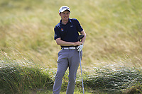 Ronan Mullarney (Galway) on the 2nd tee during the Final of the AIG Irish Amateur Close Championship 2019 in Ballybunion Golf Club, Ballybunion, Co. Kerry on Wednesday 7th August 2019.<br /> <br /> Picture:  Thos Caffrey / www.golffile.ie<br /> <br /> All photos usage must carry mandatory copyright credit (© Golffile | Thos Caffrey)