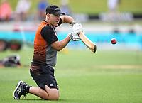 2nd December, Hamilton, New Zealand; NZ coach Gary Stead on day 4 of the 2nd test cricket match between New Zealand and England  at Seddon Park, Hamilton, New Zealand.