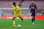 League Santander 2017/2018 - Game: 7.<br /> FC Barcelona vs UD Las Palmas: 3-0.<br /> Borja Herrera.