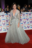 LONDON, UK. October 29, 2018: Johana Konta at the Pride of Britain Awards 2018 at the Grosvenor House Hotel, London.<br /> Picture: Steve Vas/Featureflash
