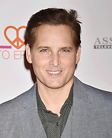 BEVERLY HILLS, CA - MAY 10: Peter Facinelli attends the 26th Annual Race to Erase MS Gala at The Beverly Hilton Hotel on May 10, 2019 in Beverly Hills, California.<br /> CAP/ROT<br /> &copy;ROT/Capital Pictures