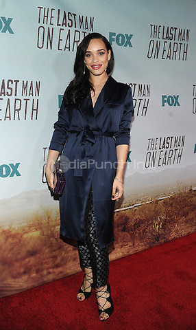 LOS ANGELES - FEBRUARY 24: Cleo Coleman arrives at an exclusive screening of the premiere episode of FOX's 'The Last Man on Earth' at Big Daddy's Antique Shop on February 24, 2015 in Los Angeles, California. Credit: PGFM/MediaPunch