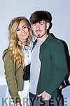 Vicky Fitzgibbon and Cathal O'Keeffe Tralee at the Jenny Greene concert in the INEC on Saturday night