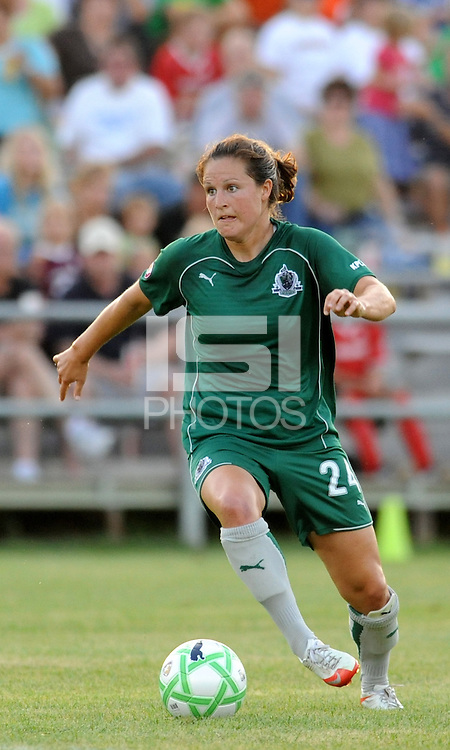 Kendall Fletcher,.Saint Louis Athletica defeated Sky Blue F.C 1-0, at Anheuser-Busch Soccer Park, Fenton, MO.