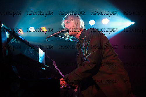Tom Odell - performing live at a sold out show at Dingwalls in  Camden, London UK - 12 Mar 2013.  Photo credit: JustinNg/Music Pics Ltd/IconicPix