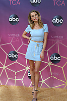 LOS ANGELES - AUG 15:  Anne Winters at the ABC Summer TCA All-Star Party at the SOHO House on August 15, 2019 in West Hollywood, CA