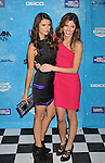 LOS ANGELES, CA. - October 17: Nina Dobrev and Kayla Ewell arrive at Spike TV's Scream 2009 held at the Greek Theatre on October 17, 2009 in Los Angeles, California.