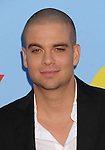 HOLLYWOOD, CA - SEPTEMBER 12: Mark Salling arrives at the 'GLEE' Premiere Screening And Reception at Paramount Studios on September 12, 2012 in Hollywood, California.