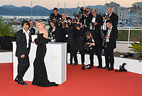 Diane Kruger &amp; Fatih Akin at the Palme d'Or Awards photocall for the 70th Festival de Cannes, Cannes, France. 28 May 2017<br /> Picture: Paul Smith/Featureflash/SilverHub 0208 004 5359 sales@silverhubmedia.com