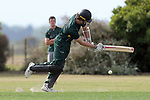 NELSON, NEW ZEALAND - JANUARY 11: Premiership Cricket - WTTU v Nelson College, Jubilee Park, Richmond, Nelson, New Zealand. Saturday 11th January 2020. (Photos by Barry Whitnall/Shuttersport Limited)