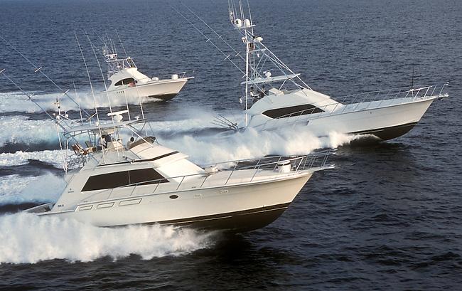 Sportfishing Boats, Offshore, Southern California, Tournament Fishing,