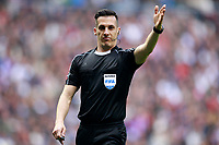Spanish referee Xavier Estrada Fernandez during La Liga match. April 8,2018. (ALTERPHOTOS/Acero) /NortePhoto NORTEPHOTOMEXICO