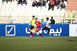 Tractorsazi Tabriz vs Al Ahli (UAE) during the 2015 AFC Champions League Group D match on March 04, 2015 at the Yadegar Emam Stadium in Tabriz, Iran. Photo by Adnan Hajj / World Sport Group