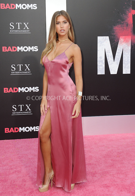 www.acepixs.com<br /> <br /> July 26 2016, LA<br /> <br /> Kara Del Toro arriving at the premiere of 'Bad Moms' at the Mann Village Theatre on July 26, 2016 in Westwood, California.<br /> <br /> By Line: Peter West/ACE Pictures<br /> <br /> <br /> ACE Pictures Inc<br /> Tel: 6467670430<br /> Email: info@acepixs.com<br /> www.acepixs.com