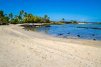 Kaloko-Honokohau National Historical Park, Kailua Kona, Big Island, Hawaii, USA, Pacific Ocean