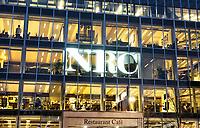 Nederland - Amsterdam -  2018. Het kantoor van NRC aan het Rokin.   Foto Berlinda van Dam / Hollandse Hoogte