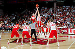 2010 NCAA Basketball: Wisconsin Basketball Practice