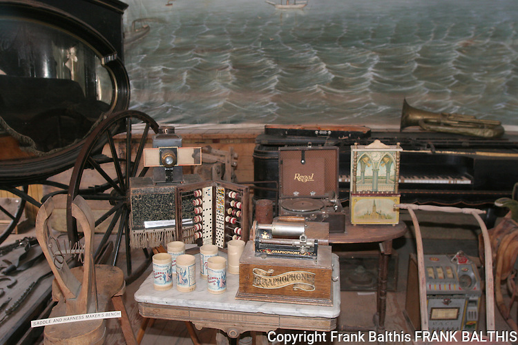 museum at Bodie SHP