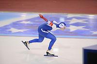 SPEEDSKATING: SALT LAKE CITY: 10-12-2017, Utah Olympic Oval, ISU World Cup, ©photo Martin de Jong
