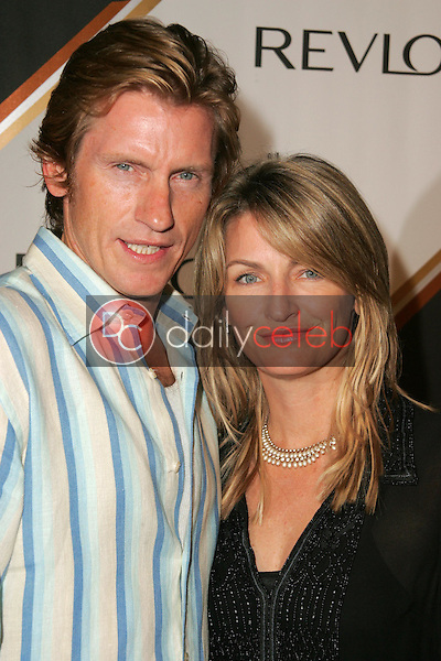 Denis Leary and Ann Lembeck<br />at the Third Annual Entertainment Weekly Pre-Emmy Party. Cabana Club, Hollywood, CA. 09-17-05<br />Dave Edwards/DailyCeleb.Com 818-249-4998