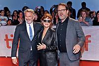 "06 September 2019 - Toronto, Ontario Canada - Sam Neill, Susan Sarandon, Rainn Wilson. 2019 Toronto International Film Festival - ""Blackbird"" Premiere held at Roy Thomson Hall. <br /> CAP/ADM/BPC<br /> ©BPC/ADM/Capital Pictures"