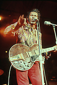 CHUCK BERRY LIVE, CIRCA 1970's, JEFFREY MAYER