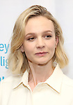 Carey Mulligan during the photo call for The Royal Court Theatre Production of 'Girls and Boys' at Sardi's on June 1, 2018 in New York City.