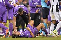 07 Cristiano Ronaldo (real) - JOIE<br /> Cardiff 03-06-2017  Cardiff National Stadium Millennium Stadium<br /> Football Champions League Final 2016/2017 <br /> Juventus - Real Madrid<br /> Foto Panoramic / Insidefoto