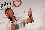 Alinghi and BMW Oracle Racing teams presentation