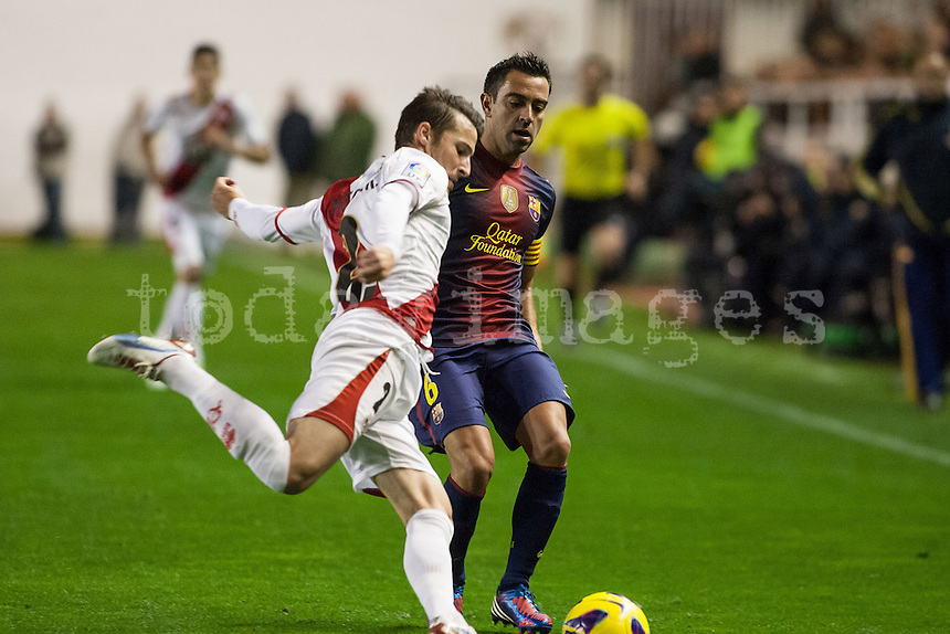Match rayo vallecano-barÁa 0-4