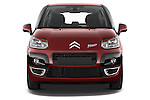 Straight front view of a 2012 Citroen C3 PICASSO Millenium 5 Door Mini Mpv 2WD