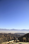 Israel, Eilat mountains, a view from Mount Yehoram