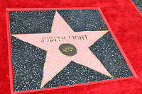 LOS ANGELES - SEP 12:  Judith Light Star at the Judith Light Star Ceremony on the Hollywood Walk of Fame on September 12, 2019 in Los Angeles, CA