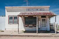Old Abandoned Antique Shop