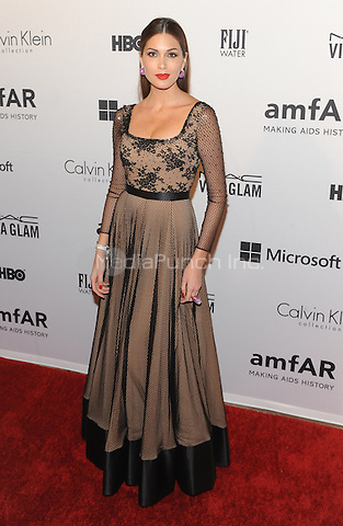 New York,NY- June 10: Gabriela Isler attends the amfAR Inspiration Gala at The Plaza Hotel In New York City on June 10, 2014 . Credit: John Palmer/MediaPunch