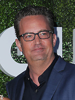 10 August 2016 - West Hollywood, California. Matthew Perry. 2016 CBS, CW, Showtime Summer TCA Party held at Pacific Design Center. Photo Credit: Birdie Thompson/AdMedia