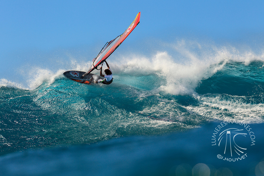 Windsurf à Maui Hawaii, (USA) windsurfing in Maui Hawaii (USA)