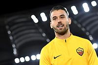 Leonardo Spinazzola of AS Roma <br /> Roma 5-1-2020 Stadio Olimpico <br /> Football Serie A 2019/2020 <br /> AS Roma - Torino FC <br /> Foto Andrea Staccioli / Insidefoto