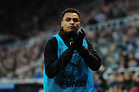 Jacob Murphy of Newcastle United during Newcastle United vs Swansea City, Premier League Football at St. James' Park on 13th January 2018