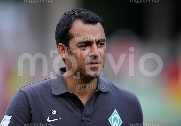 FUSSBALL  1. Bundesliga   2013/2014   Testspiel in Zell am Ziller SV Werder Bremen - 1860 Muenchen      10.07.2013 Trainer Robin Dutt (SV Werder Bremen)