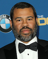 03 February 2018 - Los Angeles, California - Jordan Peele. 70th Annual DGA Awards Arrivals held at the Beverly Hilton Hotel in Beverly Hills. <br /> CAP/ADM<br /> &copy;ADM/Capital Pictures