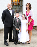 Knockcommon Communion 2011