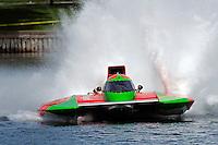"Patrick Haworth, GP-57 ""H2Racing"" (Grand Prix Hydroplane(s)"