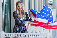 Sarah Jessica Parker <br /> Deauville 8-9-2018 <br /> 44mo Festival del cinema americano <br /> Foto Remy Boutry / Panoramic / Insideofoto <br /> ITALY ONLY