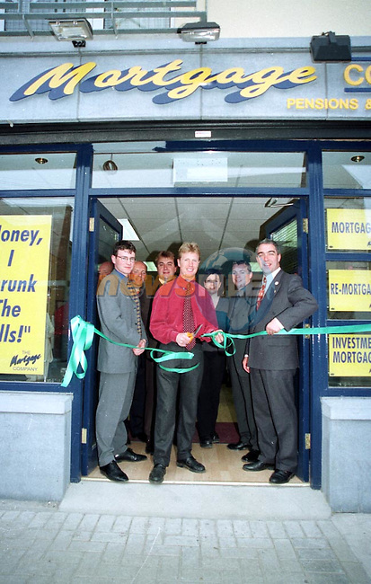 The Mortgage Company Opening.Pic Fran Caffrey Newsfile