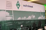 14.06.2019, Wohninvest Weserstadion, Bremen, GER, 1.FBL, Werder Bremen Partnerschaft mit Wohninvest, <br /> <br /> Werder Bremen hat die Namensrecht für 10 Jahre an die Wohninvest in Stuttgart verkauft. Das Stadiuon wird künftig wohninvest Weserstadion heißen<br /> im Bild<br /> <br /> <br /> <br /> Foto © nordphoto / Kokenge