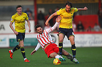 Stevenage vs Oxford United 31-10-15