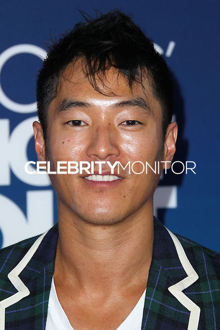"HOLLYWOOD, LOS ANGELES, CA, USA - APRIL 29: Leonardo Nam at the Los Angeles Premiere Of TriStar Pictures' ""Mom's Night Out"" held at the TCL Chinese Theatre IMAX on April 29, 2014 in Hollywood, Los Angeles, California, United States. (Photo by Xavier Collin/Celebrity Monitor)"