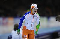 SCHAATSEN: HEERENVEEN: Thialf, World Cup, 03-12-11, 1500m A, Marrit Leenstra NED, ©foto: Martin de Jong